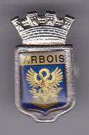 Pin's - France - Arbois (39) - Ecusson - Armoiries - Blason - Emblême - Héraldique - Ville - Villes