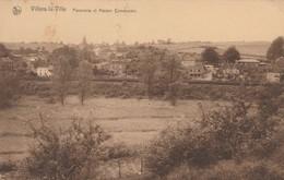 Villers-la-Ville , Panorama  Et  Maison Communale - Villers-la-Ville