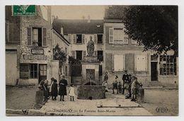 THORIGNY (77) - LA FONTAINE SAINT MARTIN - Lagny Sur Marne