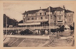 CP  LE MOULLEAU 33 GIRONDE GRAND HOTEL - Andere Gemeenten