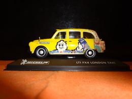 "Voiture - Austin LTI FX4 London Taxi  "" Michelin"" - 1/43 (bibendum) - Advertising - All Brands"
