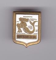 Broche En Laiton émaillé - Insigne Marine Nationale - Aviso Gustave Zédé - Pas Un Pin's - Armée - Marine