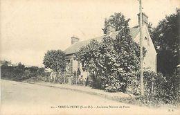 C-18 : 1488 : VERT LE PETIT. ANCIENNE MAISON DE POSTE - Vert-le-Petit