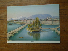 Suisse , Genève - GE Genève