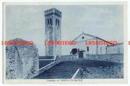 CANEVA DI SACILE - CASTELLO  F/PICCOLO VIAGGIATA 1939 - Pordenone