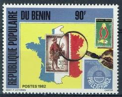 "Benin, ""Philexfrance'82"", Philatelic Fair, Paris,1982, MNH VF - Benin – Dahomey (1960-...)"