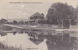 Pont à Mousson (Meurthe Et Moselle) Le Pavillon De La Société Nautique - Pont A Mousson