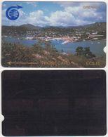 127/ Grenada; P2. St. Georges, CN 1CGRB - Grenada