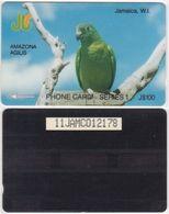 128/ Jamaica; P5. Amazonas Abilis, CN 11JAMC - Jamaica