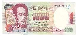 Venezuela 1000 Bolivares 06/08/1998 UNC .C. - Venezuela