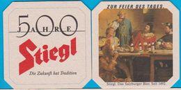 Stieglbrauerei Salzburg( Bd 940 ) Österreich - Sous-bocks