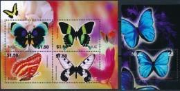 Niue Butterflies - Vlinders