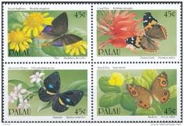 Palau Butterflies - Vlinders