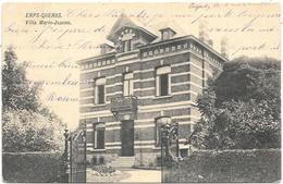 Erps-Querbs NA4: Villa Marie-Jeanne 1904 - Kortenberg