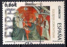 Spain 2012 - Christmas - Self Adhesive Stamps - 1931-Today: 2nd Rep - ... Juan Carlos I