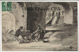 75 - Scènes Du Siège De PARIS - #10 - Gardes Mobiles Bretons Sous Le Viaduc D'Auteuil +++ FLEURY +++ RARE / Commune 1871 - Autres