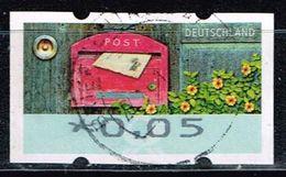 Bund 2017 ATM, Michel# 9 O Portostufe 0,05 Euro Mit NR. 155 - BRD