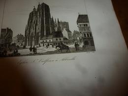 1935 SOMME  (Histoire-Antiquités-Caractère-Langage-Curiosités-Industrie Commerciale-Variétés-Population-Amiens-etc) - Livres, BD, Revues