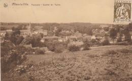 Villers-la-Ville , Panorama - Quartier De L'église - Villers-la-Ville
