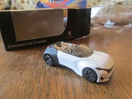 BX54 Norev, Peugeot Concept Car Fractal 2015 Neuf En Boite - Other
