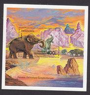 Tanzania, Scott #799, Mint Never Hinged, Elephants, Issued 1991 - Tanzania (1964-...)