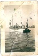 Photo Bateau à Moteur à Bougie 1936 - Boats