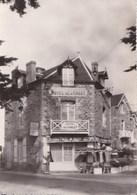 Carte Photo Cpm : Val André (22)  Hotel Du Chalet Café Restaurant  Mr Ancelle   éd Stoll Perros  Rare - France