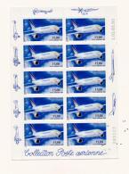 France Poste Aérienne 1999 - Feuillet F63a - - Poste Aérienne