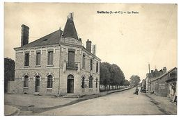 SALBRIS - La Poste - Salbris
