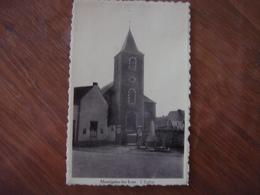 MONTIGNIES - LEZ - LENS --- L'Eglise - Lens