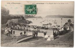 CPA 35 - ROTHENEUF (Ille Et Vilaine) - 4513. Les Régates Dans Le Lac Suisse - GF - Rotheneuf