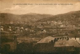 LA GRAND COMBE  VUE PRISE DES SALLES DU GARDON - La Grand-Combe