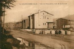 LA GRAND COMBE  CITES DE L'IMPOSTAIRE ROUTE DE LA LEVADE - La Grand-Combe