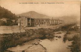 LA GRAND COMBE  CITES DE L'IMPOSTAIRE ET LA RIVIERE - La Grand-Combe