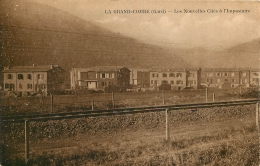LA GRAND COMBE  LES NOUVELLES CITES A L'IMPOSTAIRE - La Grand-Combe