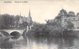 BELGIQUE Belgium ( Anvers ) HERENTALS : Kasteel R. Le Paige - CPA - ( Belgien België Belgio Bélgica ) - Herentals