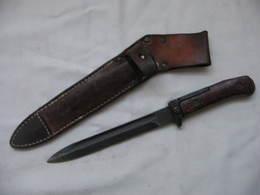 Baïonnette Tchèque VZ58 Pour AK , Bayonet - Armas Blancas