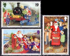 ROYAUME UNI (Ile De Man) - Noël 1994 - Man (Ile De)