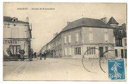 GRAMAT - Avenue De Rocamadour - France