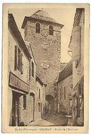 GRAMAT - Porte De L'Horloge - France