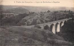 12 - Viaduc Des Conquêtes - Ligne De Bertholène à Espalion - France