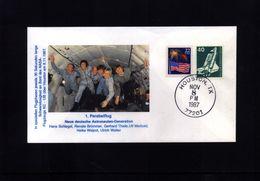 USA - Germany 1998 Space / Raumfahrt   Interesting Cover - Estados Unidos