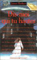 Pocket Terreur 9083 - HERBERT, James - Dis-moi Qui Tu Hantes (BE+) - Presses Pocket