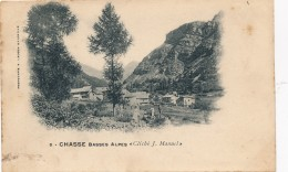 H61 - 04 - CHASSE - Alpes-de-Haute-Provence - Vue Générale - Autres Communes