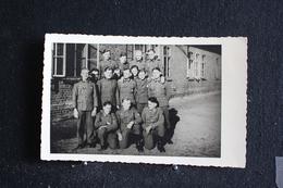 An-27 / Armée,Allemand - Photo D'une  Section,  De Soldats De L'armée Allemande (photo) - - War 1939-45