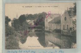 CPA 61 ALENCON  La Sarthe , Vue Sur Le Pont  De Fresnay  2018 757 - Alencon