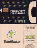 TARJETA TELEFONICA DE ESPAÑA USADA. 07.95 (534). IMAGEN 95. - Espagne