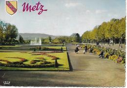*Belle Carte Dentelée écrite En 1969* - Ed. La Cigogne N°57.463.227 - Metz