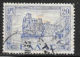Greece, Scott # 506 Used Castle, 1947 - Greece