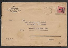 Germany, Domestic Cover Franked ,2 Millionen On 5 Millionen ; BBOCHUM 5 11. 23 C.d.s. - Germany